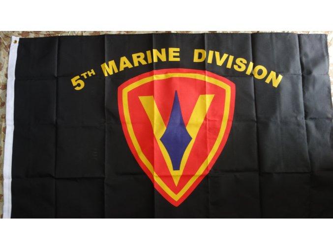2930 vlajka usmc 5th marine div