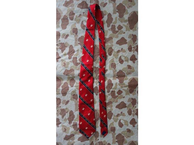 USMC veteránská kravata - 1