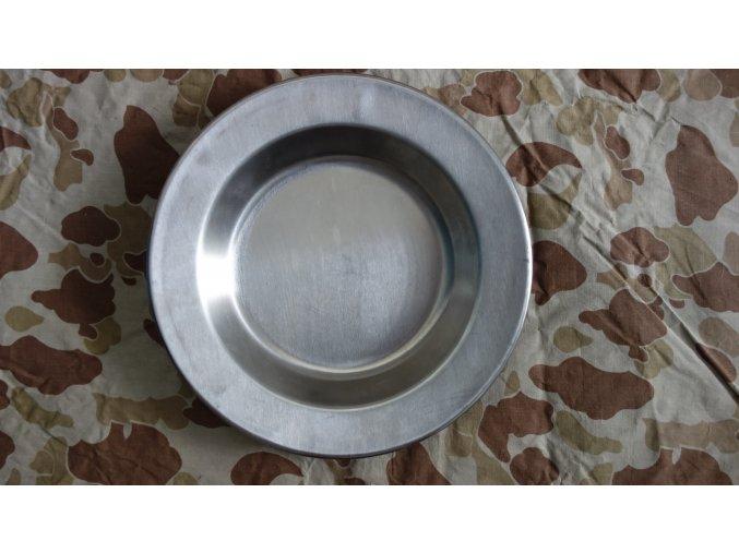 Nerezový talíř USMC
