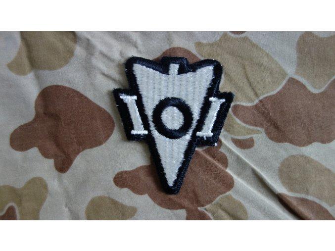Nášivka RECONDO 101st ABN Div.