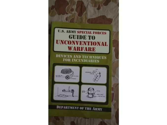 US Army Special Forces Guide to Unconventional Warfare