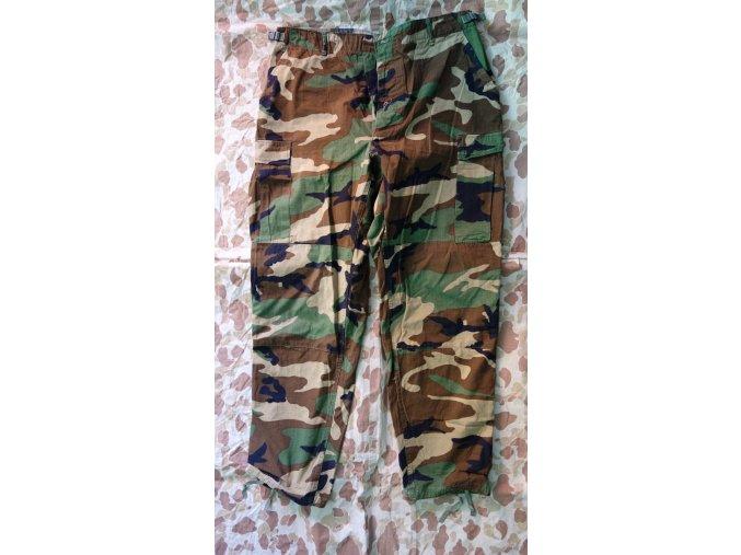 Kalhoty Woodland L-L