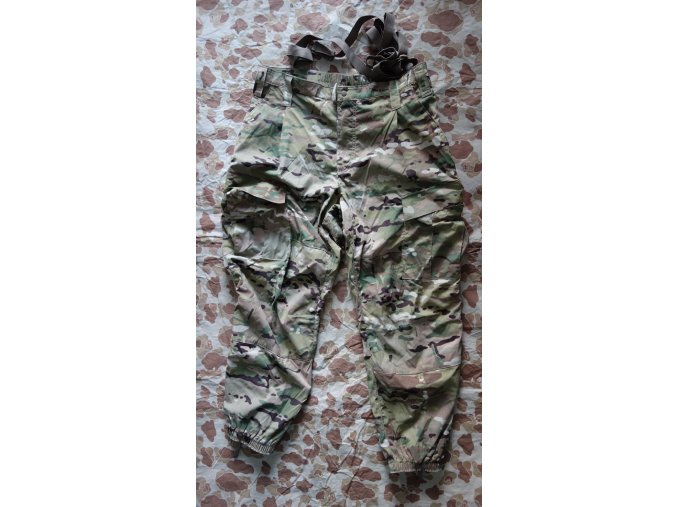 Kalhoty Trousers Softshell Cold Weather L-R