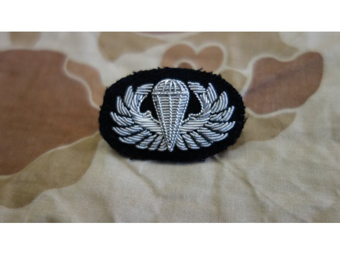 Odznak Airborne - Okinawa made
