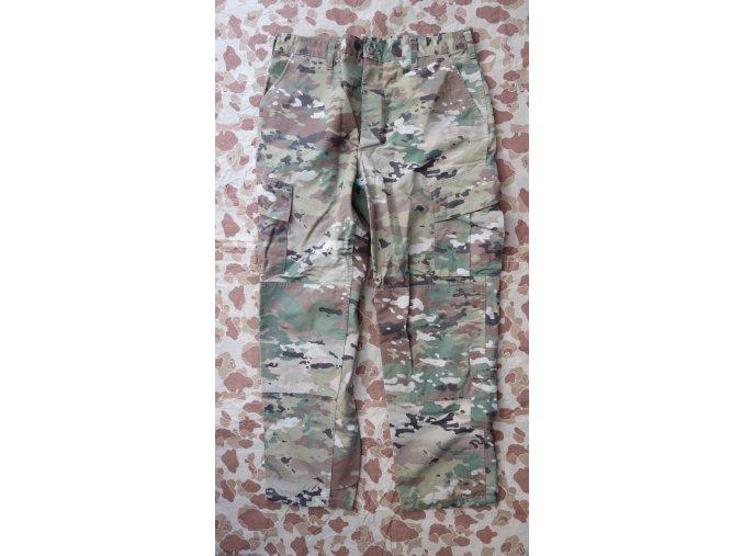 US Multicam kalhoty L-R