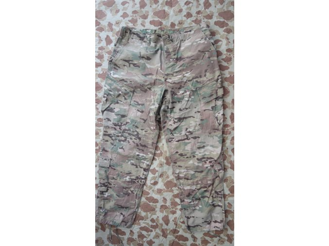 Kalhoty ACU multicamo originál US (Trouser army combat uniform flame resistant)