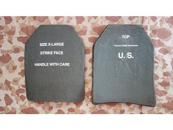 US pláty XL