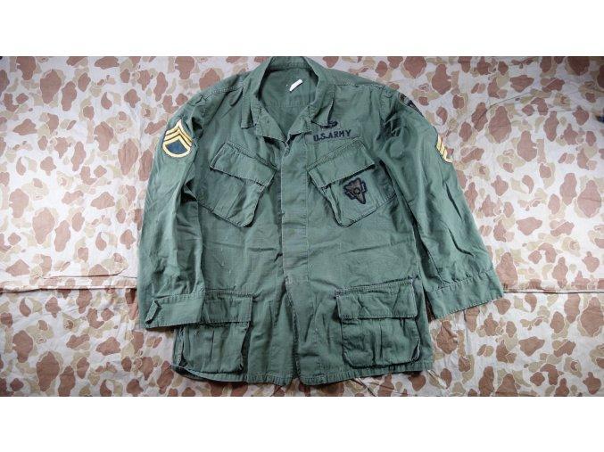 Blůza 101st Airborne Div. M-R