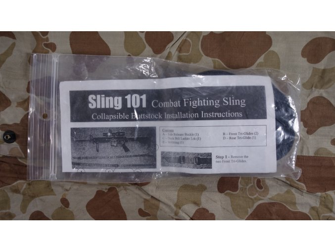 Sling 101 - Combat Fighting Sling