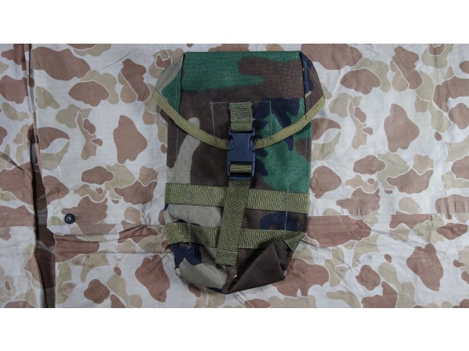 Tactical Taylor Large Utility Pouch - Woodland