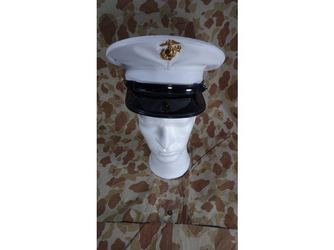 USMC čepice bílá - nepromokavá