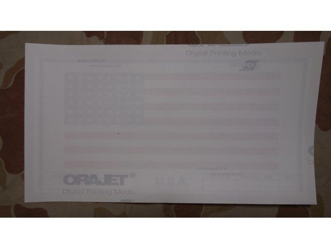 Nálepka na sklo - checklist pro techniku - vylodění