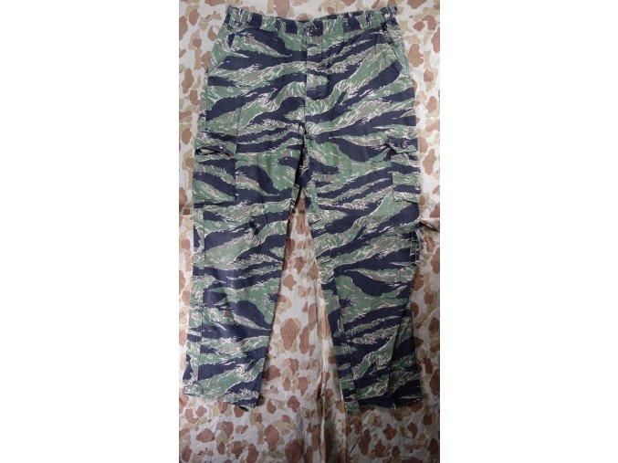 REPRO - Kalhoty Tiger Stripe - 1