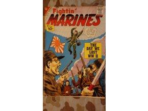 1614 casopis fighting marines 1962
