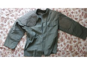 3128 shooting jacket s green