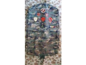 2145 usmc cestovni vak na uniformu