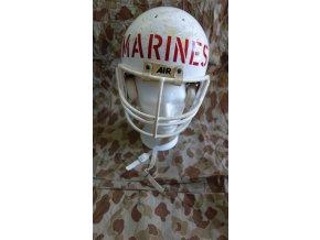 2256 usmc fotbalova helma