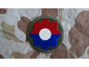 Nášivka 9th Inf. Div NAM