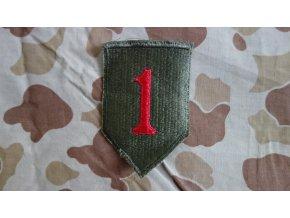 Nášivka 1st Inf. Div. NAM