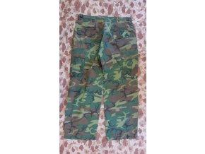 Kalhoty ERDL  M-S