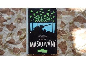 Kniha Maskování