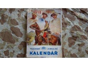 Vojenský jubilejní kalendář - 1938