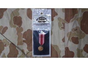 Miniatura medaile - Army Good Conduct