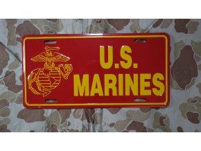 Značka na auto USMC