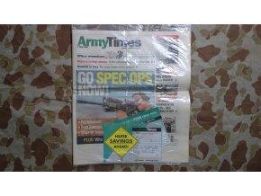 Noviny Army Times  - 1.May 2006