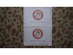 Papírové prostírání USMC