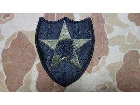 Nášivka 2nd Inf. Division - Bojová