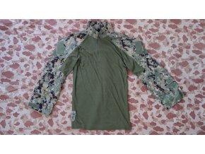 Crye Precision Shirt, Combat, Navy Custom AOR 2