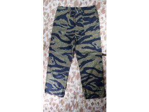 REPRO Kalhoty Tiger Stripes