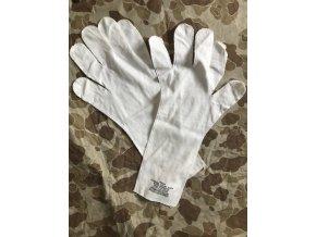 Bavlněné rukavice do NBC rukavic