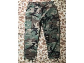 Kalhoty Woodland Twill - L-R