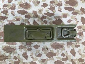 Muniční bedýnka s pásy - Patronenkasten 34