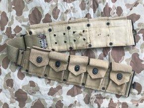 Opasek Belt, Cartridge Dismounted M1910
