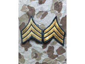 Nášivka Sergeant - NAM