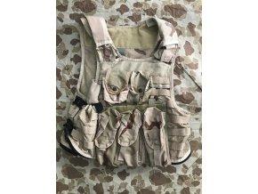 Upravená vesta Paraclete 3D