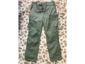 Kalhoty poplin - Trousers, Men's, Cotton, Wind Resistant, Poplin OG 107 3rd pattern
