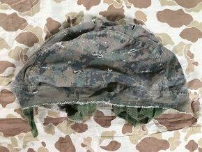 Potah na helmu MARPAT oboustranný