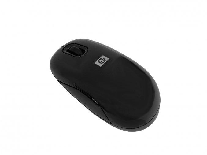 Bezdrátová myš HP Elara USB, black RM713A