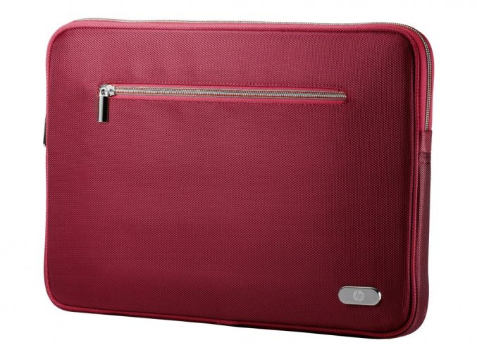 Obal na notebook 14,1'' Red/Silver Sleeve H4R74AA