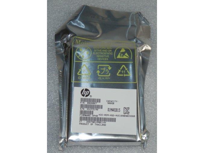 "Interní 2.5"" pevný disk Hitachi Ultrastar C10K900 900GB SAS 6Gb/s"