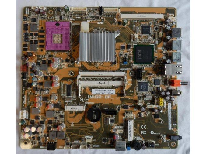 Základní deska Pegatron IMISR-CF pro HP Touchsmart HP IQ500 až IQ810 - náhradní díl