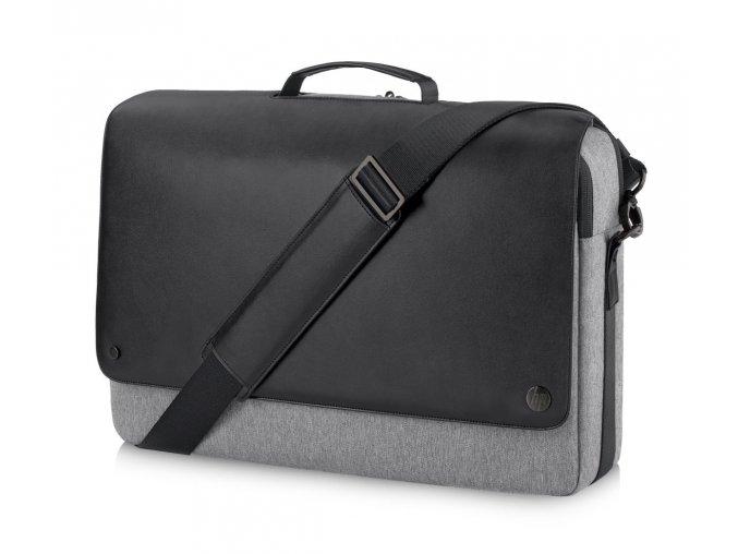 """Luxusní HP brašna / taška Executive 15.6"""" Messenger černá, P6N21AA"""