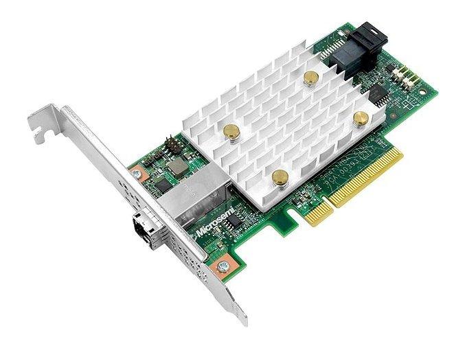 Řadič Microsemi Adaptec SmartHBA 2100-4i4e Single,12 Gbps, PCIe x8