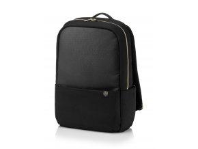 HP Pavilion Accent Backpack 15 Black Gold 0b