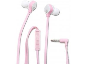Sluchátka HP In Ear H2310  In Ear Pink Headset s mikrofonem