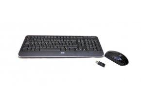 HP bezdrátový set klávesnice a myši USB, ATLAS